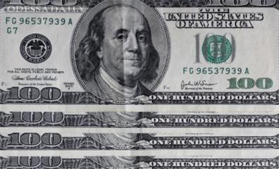 Наличный доллар подорожал на 20 копеек
