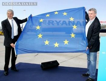 Украина согласовала текст соглашения об открытии неба с Европой