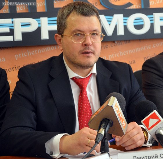Задержан Дмитрий Соин
