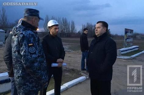 Министр обороны Украины прибыл в Одессу с рабочим визитом: уже проверяет казармы