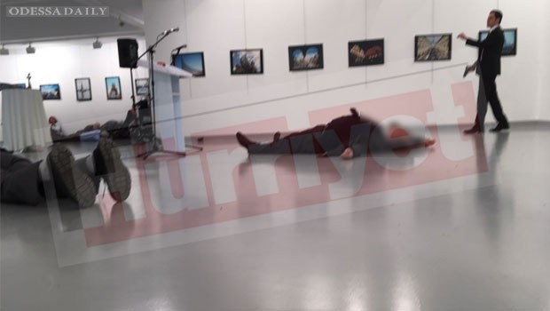 Ответственность за убийство посла РФ в Турции взяли сирийские боевики
