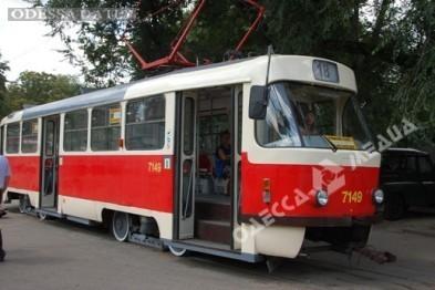 «Одесгорэлектротранс» самостоятельно соберет 5 трамваев