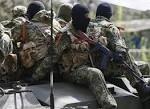 Боевики атакуют позиции АТО на четырех направлениях