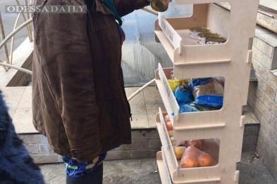 Под Одессой супермаркеты охватила социальная лихорадка