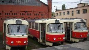 Последствия стихии в Одессе: работа трамваев и троллейбусов