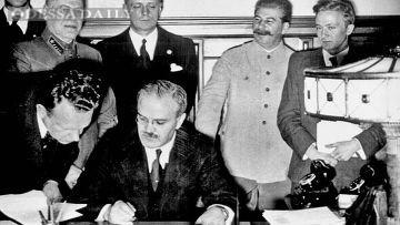 Пакт Гитлера и Сталина как белое пятно в сознании (Der Tagesspiegel, Германия)