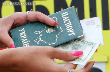 Курс доллара в Украине растет на черном рынке