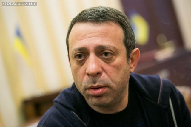 Корбан назвал Саакашвили «харизматичным человеком с неплохими зубами»