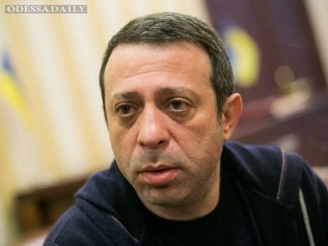 Корбан: Я потерял моральные право возглавлять политсовет партии Укроп