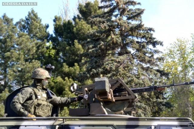 К годовщине трагедии: на Куликовом поле прошел смотр спецназа полиции и Нацгвардии