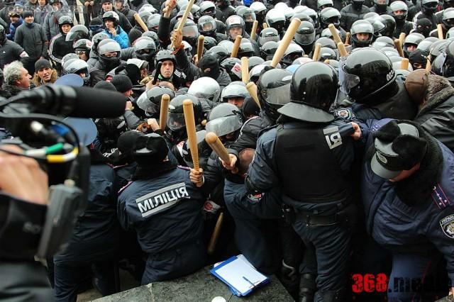 Одесские милиционеры, участвовавшие в «февральском» побоище, избежали наказания