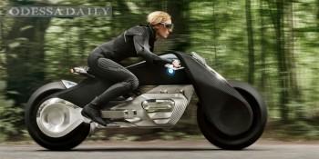 BMW выпустит мотоцикл, который не падает