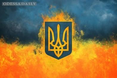 В центре Одессы засияет огромный светящийся трезубец