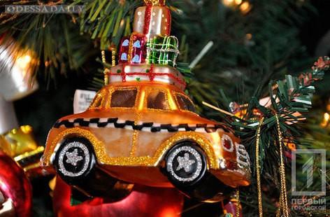 В новогоднюю ночь службы такси поднимут цены вдвое