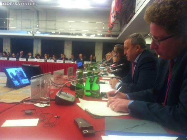 МИД: Члены Совета ОБСЕ в Варшаве обсуждают нарушение прав человека в Крыму и на Донбассе