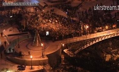 Евромайдан, день 20-й: власть снова атакует: хроника событий