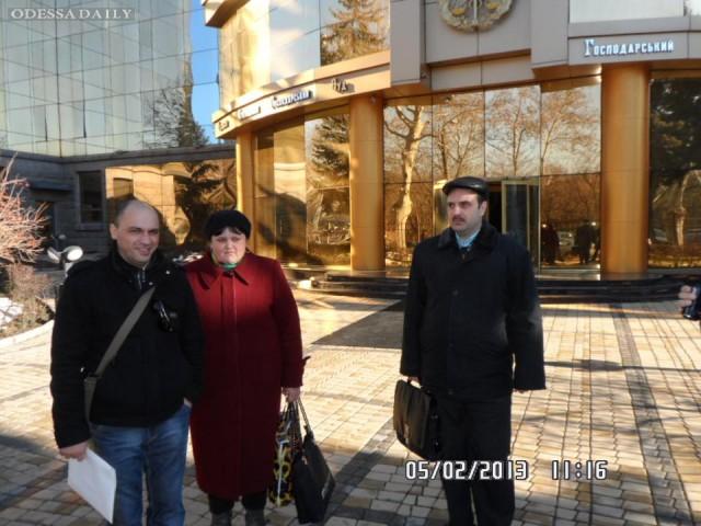 Предприниматели Котовска отстаивают свои права