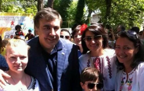 Березовец: Главным соперником Саакашвили в Одессе станет Кивалов