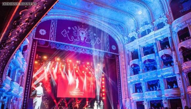 Состоялось торжественное открытие 8-го Одесского международного кинофестиваля