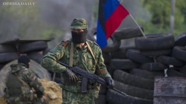 Луганские боевики заявили об окружении 70 украинских силовиков