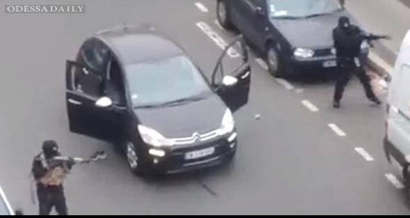 Журналистов Charlie Heblo вызывали на расстрел по именам