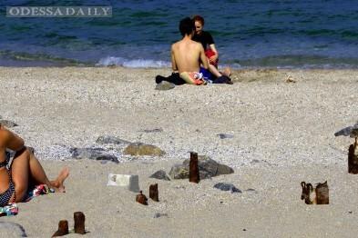 На одесских пляжах в воде и на песке подстерегает смертельная опасность