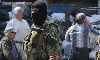 Боевики отпустили наблюдателей ОБСЕ, задержанных под Донецком