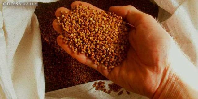 Цена на гречку в Украине побила все рекорды