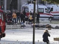 В результате взрыва в Стамбуле погибли по меньшей мере 10 человек