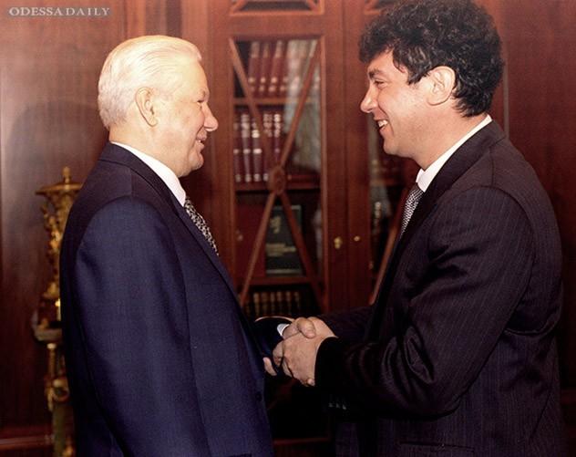 Счастливый человек. Две жизни Бориса Немцова
