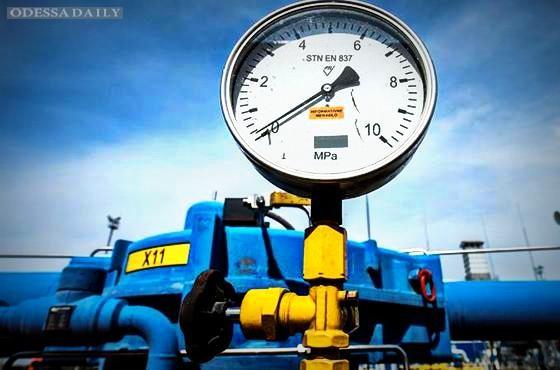 Украина намерена импортировать до 60 % газа из Европы