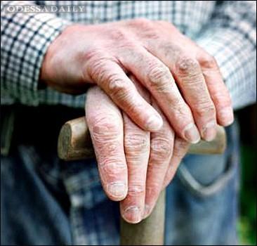 Страшные будни дома для престарелых в Одессе: бабушка «с протянутой рукой»