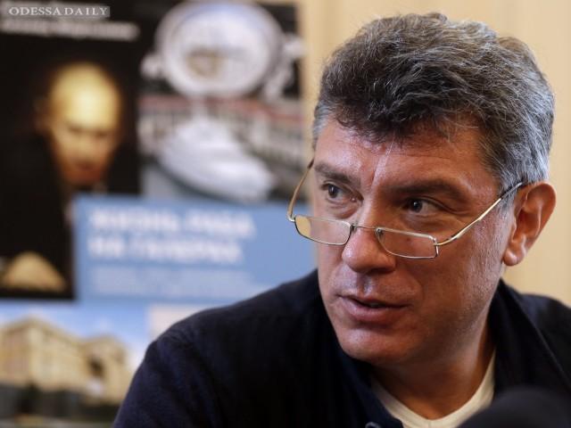 В США Немцову посмертно присудили Премию свободы 2015