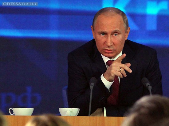 Путин рассказал, как готовил аннексию Крыма - видео