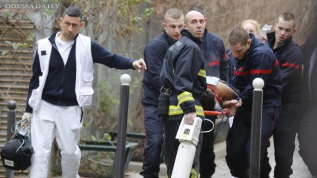 Теракт во Франции: Семеро задержаны, на окраинах Парижа слышна стрельба