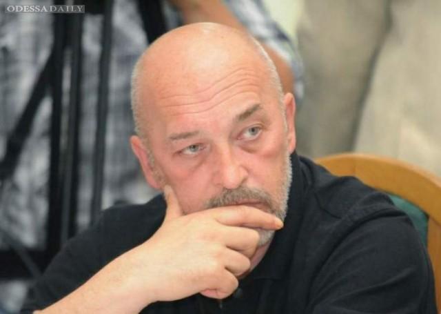 Тука озвучил свою позицию: блокада наЛуганщине должна быть приостановлена