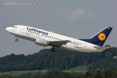 Lufthansa вернется в Одессу с двумя рейсами в неделю