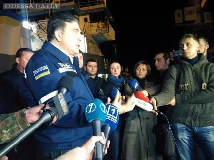 Саакашвили: Идентифицированы тела всех погибших во время аварии катера в Одесской области