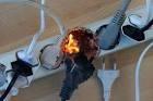 Поломанный электроприбор стал причиной гибели хозяина