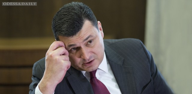 Саакашвили призвал уйти в отставку министра здравоохранения
