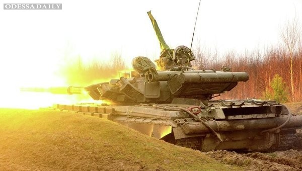 Сводка ИС: по периметру Дебальцевского плацдарма идут артиллерийские дуэли