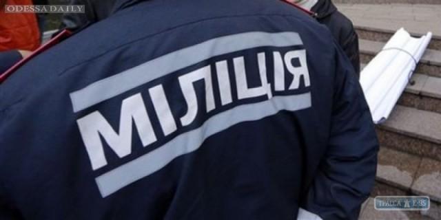 Массовая драка с участием патрульных полицейских произошла в Одессе