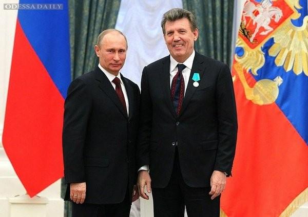 Служба безопасности Украины взялась за Кивалова (ВИДЕО)