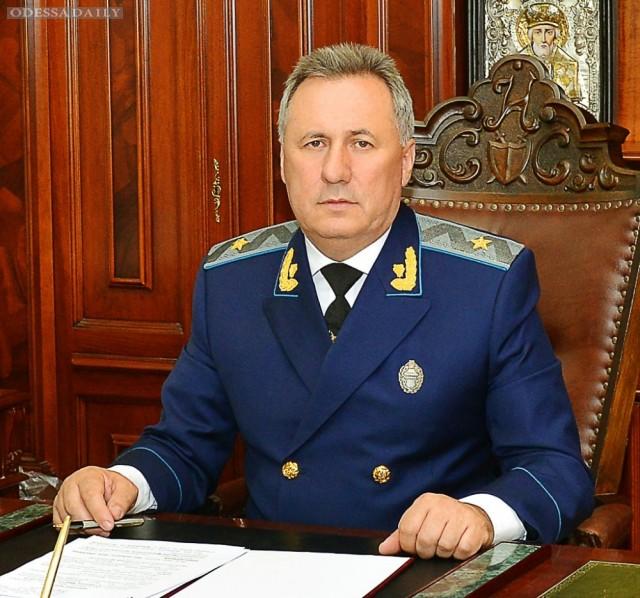На место Сакварелидзе назначен прокурор, закрывший уголовное дело против Маркова