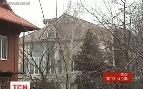 Журналисты обнаружили особняк Януковича в Ростове-на-Дону