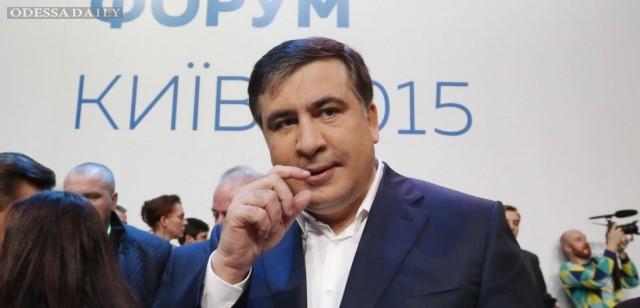 Я нападаю, потому что борюсь с системой: Выступление Саакашвили на антикоррупционном форуме в цитатах