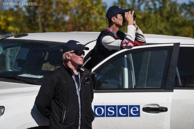 Война не закончится, пока Украине не вернут границу - ОБСЕ