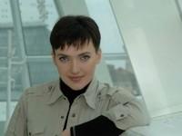 Савченко о конфликте на Донбассе: Для меня это война, враг - Россия