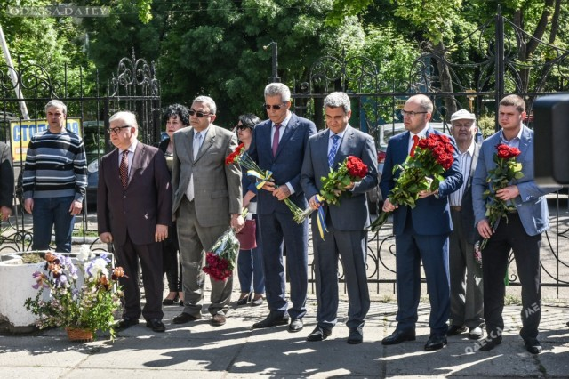 В Одессе отметили День славянской письменности