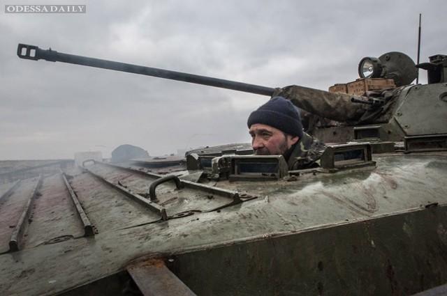 ОБСЕ: Есть черновой вариант отвода войск из Донбасса